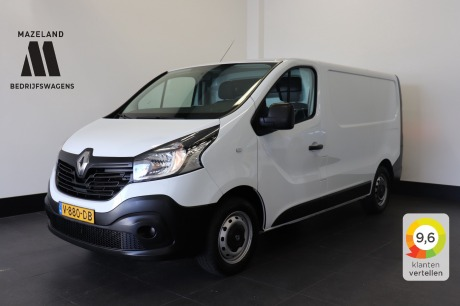 Renault Trafic 1.6 dCi T29 - Airco - Navi - Cruise - € 10.950,- Ex.